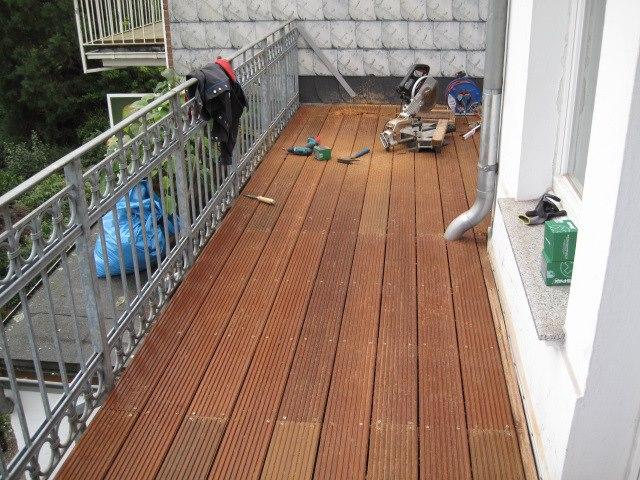 stöffges_Terrassensanierung Bangkirai Belag